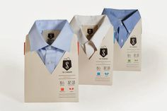 Standard - o packaging idealizado para camisas (e para quem as usa!)