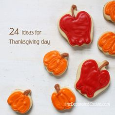 Thanksgiving plan! Recipes, decor, activities for kids...