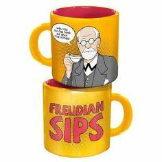#Freudian Sips #Mug $9.92 Save 17% (Retail: $11.95)