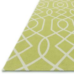 Flatweave Ledbury Lattice Cotton Rug (7'6 x 9'6) - Overstock™ Shopping - Great Deals on Alexander Home 7x9 - 10x14 Rugs