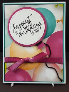 ITEMS YOU WILL NEED IN ADDITION TO THE CLASS KIT  Stamps Picture Perfect BirthdayStamps  VIEW ITEM Adhesives Snail Adhesi...
