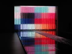 Muti Randolph- colour, light, projection and contrast