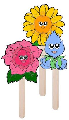 These eleven flower friends from MakingFriends.com each represent one part of the Girl Scout law. Make puppets from each flower with your Daisy Girl Scouts to use while you read the Journey Books or when you are learning the Girl Scout Law.