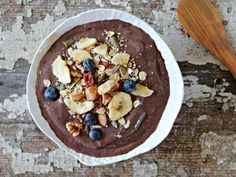 Nutrition Stripped for Food Network | The Beauty of Smoothie Bowls (Yes, They're Smoothies—in Bowls)