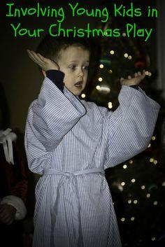 Church Christmas Plays: Our One-Rehearsal Approach   Christmas ...