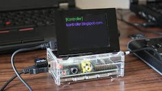 An LCD display for Raspberry Pi