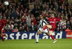 Восемь лет назад ... # # LFC 2-1 Ювентус