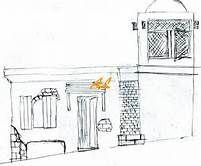 Resultados de la búsqueda de imágenes: Techos Para Casas De Belenes - Yahoo Search Nativity, Floor Plans, Diagram, Image, Art, Minis, Scrappy Quilts, Image Search, Nativity Sets