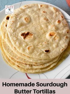 Delicious homemade sourdough butter tortillas soft and tender, buttery full of flavor. Best part of this tortilla it will remain soft even after 24 hours thanks to goodness of sourdough. #sourdough #homemadetortillas Best Mexican Recipes, Best Breakfast Recipes, Sweet Breakfast, Favorite Recipes, Sourdough Recipes, Sourdough Bread, Bread Recipes, Cooking Recipes, Best Bread Recipe