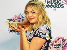 Louane - NRJ Music Awards 2015