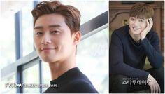 Park Seo Joon. Entrevista