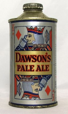 Dawson's Pale Ale - Steel Canvas