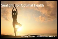 The benefits of sunlight for your health.