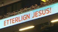 50000 Jehovas vittne på Friends Arena