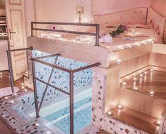 Dream Rooms Bedroom Goals - Decoration Home Cute Bedroom Ideas, Cute Room Decor, Girl Bedroom Designs, Teen Room Decor, Awesome Bedrooms, Cool Rooms, Bedroom Decor, Bedroom Furniture, Pool Bedroom