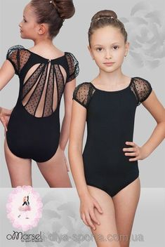 Dance Leotards, Gymnastics Leotards, Dance Outfits, Kids Outfits, Lyrical Costumes, Pullover Shirt, Gymnastics Outfits, Black Noir, Latin Dance Dresses