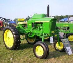 John Deere Model 2010 Tractor