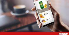 Einfach Coupons in der App hinzufügen und Code an der Kasse scannen lassen
