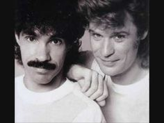 "Hall & Oates - Kiss On My List. ""Because your kids is on my list of the best things in life."""
