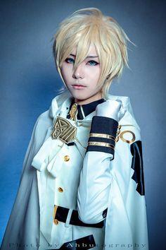 Akane(Akane Chian) Hyakuya Mikaela Cosplay Photo - WorldCosplay