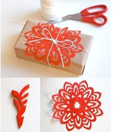 Gift Wrap, quick and easy.