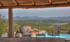 Villa Arcobaleno , top class #house in Costa Smeralda, #Sardinia. For #sale by Immobilsarda