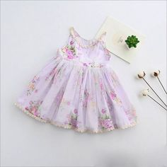 Cheap kids costumes princess, Buy Quality costume princess directly from China dress kids Suppliers: 2017 Summer Girl Cotton Lace Dress Lavender Baby Girl Flower Birthday Dresses Elegant Cute Childrens Dress Kids Costume Princess Baby Girl Party Dresses, Birthday Dresses, Elegant Dresses, Beautiful Dresses, Little Girl Dresses, Girls Dresses, Zen, Feminine Dress, Baby Girl Fashion