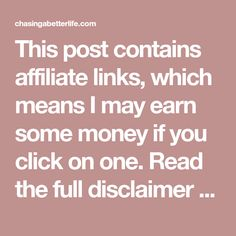 This post contains affiliate links, which means I may earn some money if you click on one. Read the full disclaimer here. I am a huge advocate of meal prep. Planning and cooking ahead for…Continue Reading…