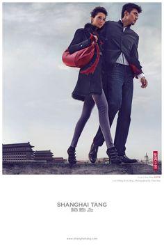 ➽ Chen Man for Shanghai Tang