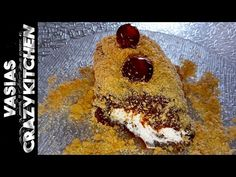Crazy Kitchen, Greek Recipes, Food And Drink, Sweets, Candy, Baking, Desserts, Youtube, Tailgate Desserts