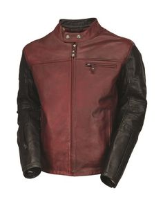 Ronin Leather Jacket by RSD