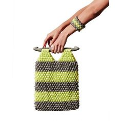 Pretty #Crochet Purses and Dresses from Designer Helen Rodel