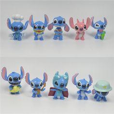 Cartoon Lilo & Stitch Child Toys Gifts