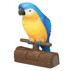 Talking Parakeet Toy - Coolglow.com