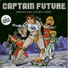 Captain Future - The German Soundtrack