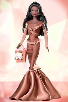 Birthday Wishes® Barbie® Doll | Barbie Collector <> the face on this doll is AMAZING!!!