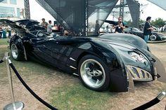 Batmobile, from Batman and Robin.