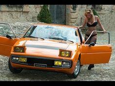 """Rosy Maggiulli sexy """"seduction"""" MATRA BAGHEERA - YouTube"""