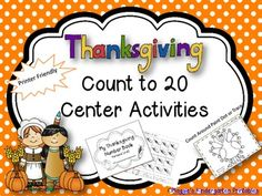 """This little set includes """"count around"""" sheets for students to paint dot, count and color, and a booklet with ten frame count and color practice for numbers 11-20.  There are also number and number word tracing practices on each page of the booklet."""