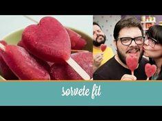 4. Sorvete Fit, do Cozinha para 2 A Carol Thomé e o Duca Mendes, do site Cozinha para 2,ensinam a fazer o sorvete Fit, uma alternativa para...