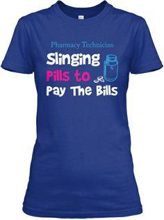 Exclusive Pharmacy Technician Shirt