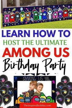 9th Birthday Parties, Superhero Birthday Party, Birthday Party Games, 12th Birthday, Birthday Party Decorations, Boy Birthday, Birthday Ideas, Fun Party Games, Party Ideas