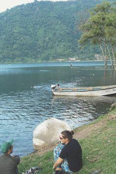 Lago Atitlan, mochileros, viajes baratos