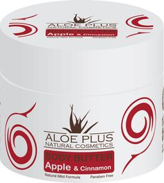 Aloe Plus Body Butter 200ml - with Organic Aloe vera in high concetration , Shea Butter, Cocoa Butter, Avocadin and Plum oil.