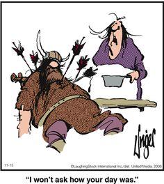 Funny Cartoon Pictures, Cartoon Jokes, Funny Cartoons, Funny Photos, Herman Cartoon, Herman Comic, Anesthesia Humor, Fun At Work, Work Humor