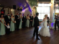 Wedding at The Garten Verien Galveston, TX Chopin Mon Ami Catering