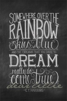 Dear Lillie: Rainbow Print and Download