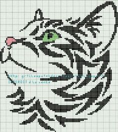 Thrilling Designing Your Own Cross Stitch Embroidery Patterns Ideas. Exhilarating Designing Your Own Cross Stitch Embroidery Patterns Ideas. Cat Cross Stitches, Cross Stitch Charts, Cross Stitch Designs, Cross Stitching, Cross Stitch Embroidery, Embroidery Patterns, Hand Embroidery, Cross Stitch Patterns, Chat Crochet