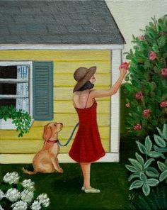 Original Oil Painting Still Life Painting by SimplePleasureArt