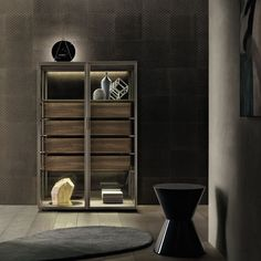 Display Cabinets: Display Cabinet Alambra by @Rimadesio